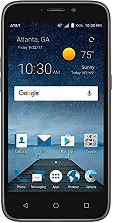 ZTE Maven 3 Z835 4G LTE 5.0' Android 7.1 Nougat Smartphone - GSM Unlocked