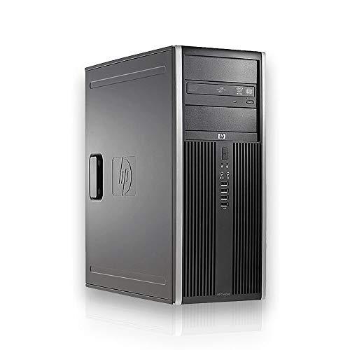 HP 8100 Business High Performance Tower Desktop Computer PC (Intel Core i7 860 2.80GHz up to 3.46GHz,8GB RAM DDR3,2TB HDD,DVD,WIFI,Win 10 Pro 64 Bit)(Renewed)(I7, 8GB 2TB)