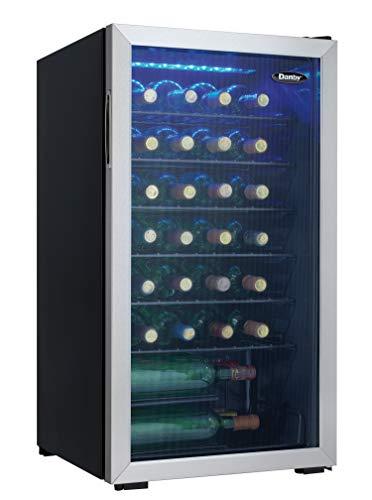 Danby DWC036A1BSSDB-6 Wine Cellar