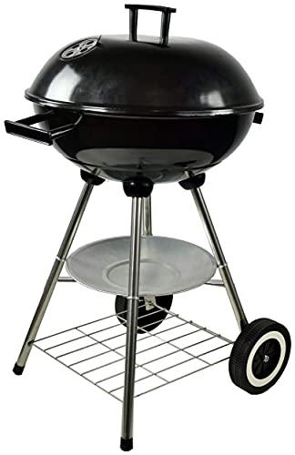 JAK BBQ J 1500 Charcoal Kettle Grill 16.5 inch small bbq grill charcoal charcoal grill round bbq charcoal grills charcole grills outdoor cooking coal grills outdoor cooking