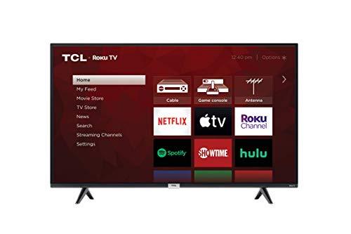 TCL 4K Smart LED TV, 43' (43S435)