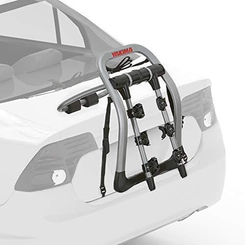 YAKIMA - Halfback Trunk Bike Strap Rack, 3 Bike Capacity