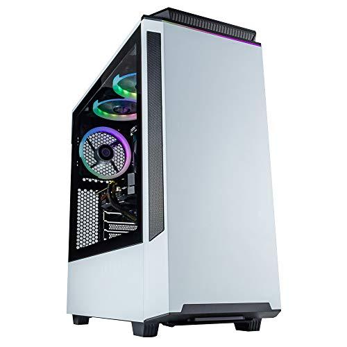 Periphio Spectre Gaming PC Tower Desktop Computer, Intel Quad Core i7 3.3GHz, 32GB RAM, 500GB SSD + 1TB HDD, Windows 10, GTX 1660 Super 6GB Graphics Card, HDMI, Wi-Fi (Renewed) (Gaming PC Only)