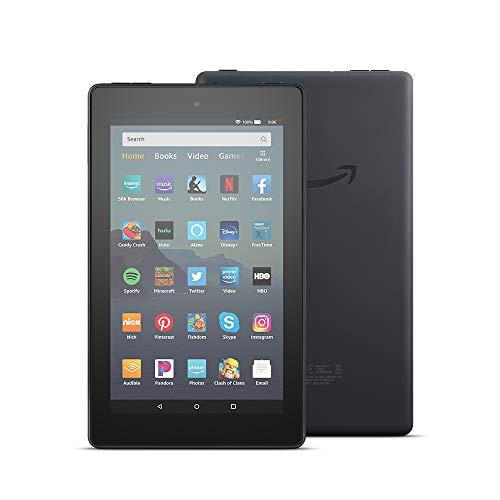 Fire 7 Tablet (7' display, 16 GB) - Black