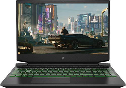 HP - Pavilion 15.6' Gaming Laptop - AMD Ryzen 5 - 8GB Memory - NVIDIA GeForce GTX 1650 - 256GB SSD - Shadow Black