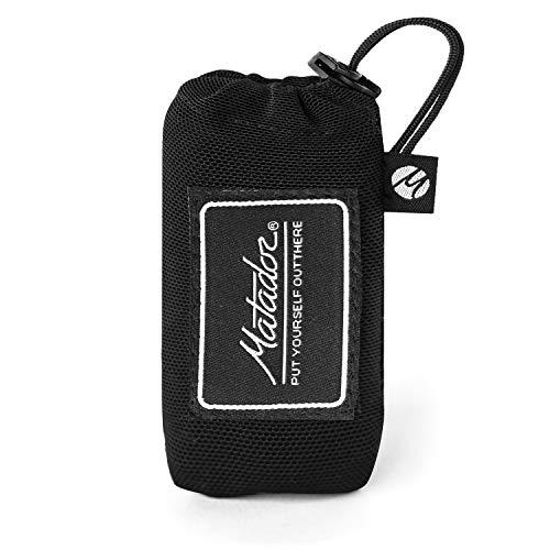 Matador Mini Pocket Blanket (Mini Black)