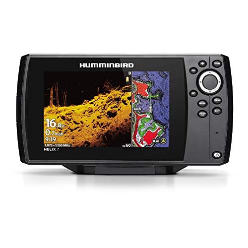 Humminbird HELIX 7 Fish Finder 410940-1, CHIRP Mega DI GPS G3