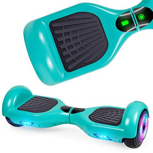 EPCTEK 6.5' Hoverboard, Self Balancing Hoverboards for Kids - UL 2272 Certified(No Bluetooth)