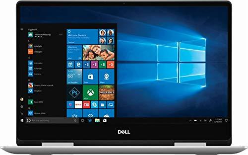 Dell Inspiron 13 2-in-1 7386-13.3' FHD Touch - i5-8265U - 8GB - 256GB SSD - Silver, Model:dell i7386-5038slv-pus