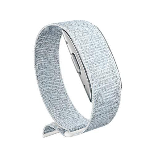 Introducing Amazon Halo – Measure activity, sleep, body composition, and tone of voice - Winter + Silver - Medium
