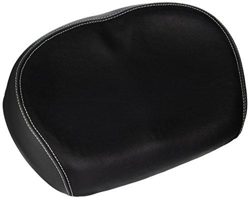 Schwinn Comfort Bike Saddle, Noseless Saddle, Foam, Black