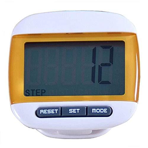 Formvan LCD Run Step Pedometer Walking Distance Calorie Counter