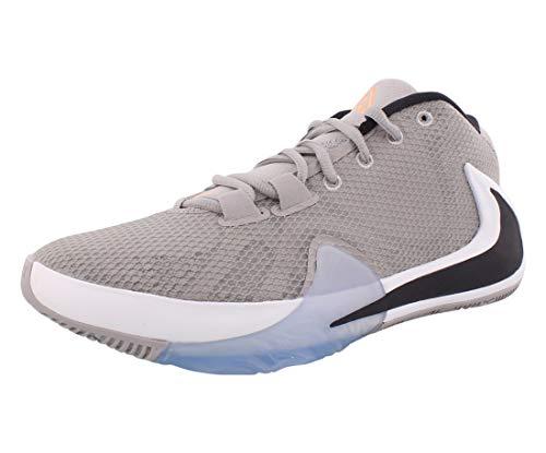 Nike Mens Zoom Freak 1 Basketball Shoes (10, Atmosphere Grey/Oil Grey/Cool Grey)