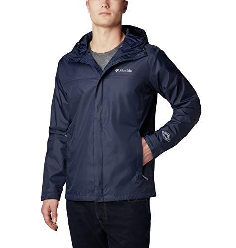Columbia Men's Watertight II Jacket, Collegiate Navy, Large