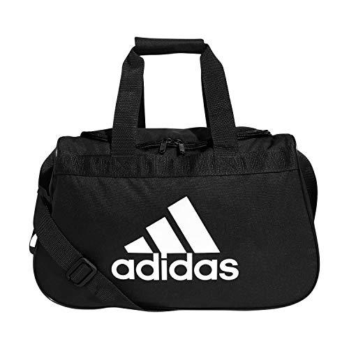 adidas Unisex Diablo Small Duffel Bag, Black, Small