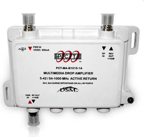 PCT 1 Port RF Amplifier Active Return CATV Amp PCTMAB10151A