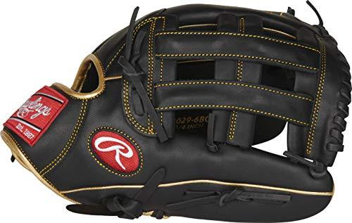 Rawlings R9 Series Baseball Glove, Pro H Web, 12.75 inch, Right Hand Throw