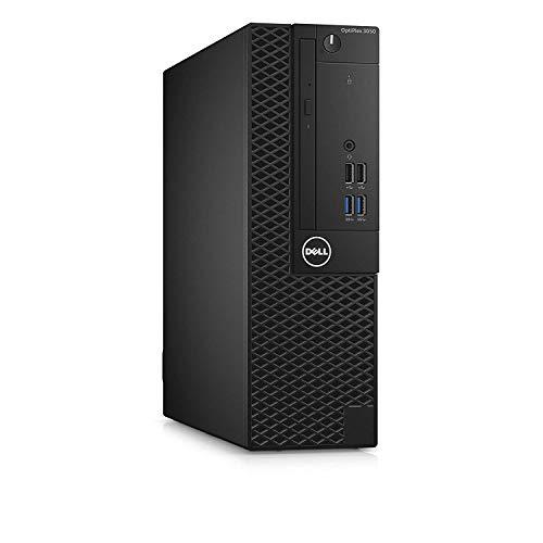 Dell Optiplex 5050 Small Form Factor (SFF) Business Desktop PC, Intel i7-7500 Quad-Core 3.6 GHz, 16GB DDR4, Intel 512GB PCIe NVMe SSD Windows 10 Pro (Renewed)