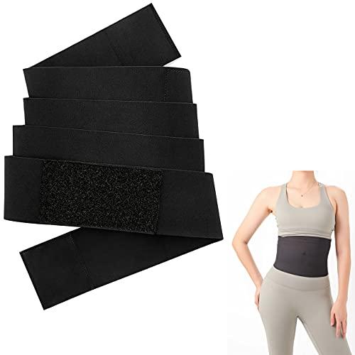 Waist Trimmer For Women, Bandage Wrap Waist Trainer, Invisible Wrap Waist Trainer Tape, Shaper Belt Adjustable Waist Trimmer