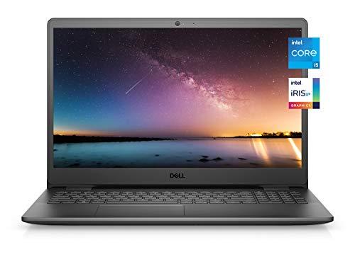 2021 Newest Dell Inspiron 3000 Premium Laptop, 15.6 FHD Display, Intel Core i5-1135G7, 32GB DDR4 RAM, 1TB PCIe SSD, Online Meeting Ready, Webcam, WiFi, HDMI, Windows 10 Home, Black