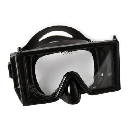 Aqua Lung Wraparound Single Lens Dive Mask