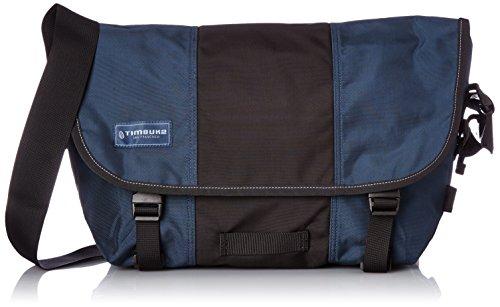 Timbuk2 Classic Messenger Bag, Dusk Blue/Black, Medium