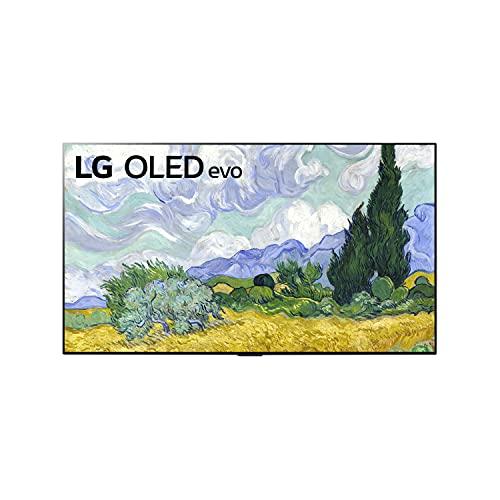 LG OLED55G1PUA Alexa Built-in G1 Series 55' Gallery Design 4K Smart OLED evo TV (2021)