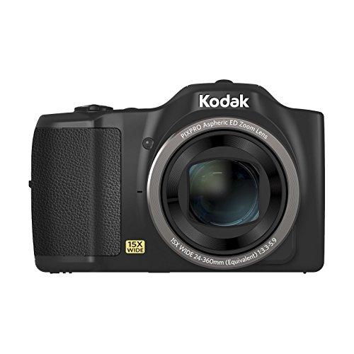 KODAK 16 Friendly Zoom Fz152 with 3' LCD, Black (FZ152-BK)