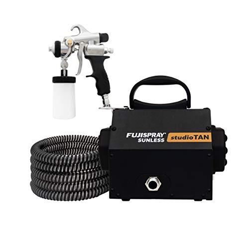 Fuji Spray Sunless 2100 studioTAN HVLP Spray Tan System with TAN7350 Applicator