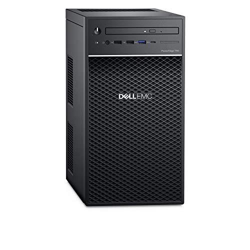 2021 Newest Dell PowerEdge T40 Business Tower Server Desktop, Intel Xeon E-2224G Quad-Core Processor, 16GB DDR4 ECC UDIMM Memory, 1TB HDD, DVD-RW, DisplayPort, No HDMI, No Operating System