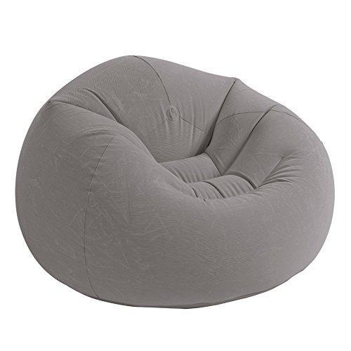 Intex Beanless Bag Inflatable Chair, 42' X 41' X 27'