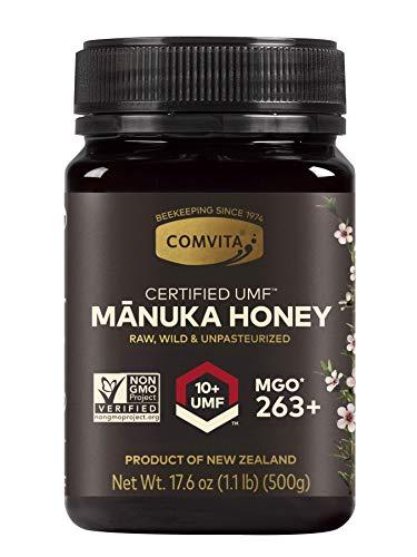 Comvita Certified UMF 10+ (MGO 263+) Raw Manuka Honey, 17.6 Ounce