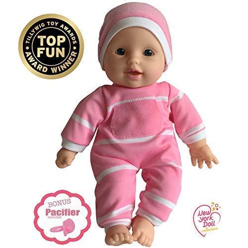 11 inch Soft Body Doll in Gift Box - 11' Baby Doll (Caucasian)