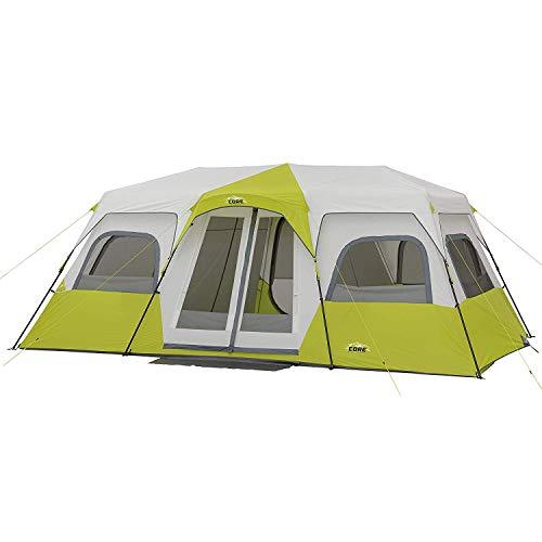 CORE 12 Person Instant Cabin Tent - 18' x 10' …- Light