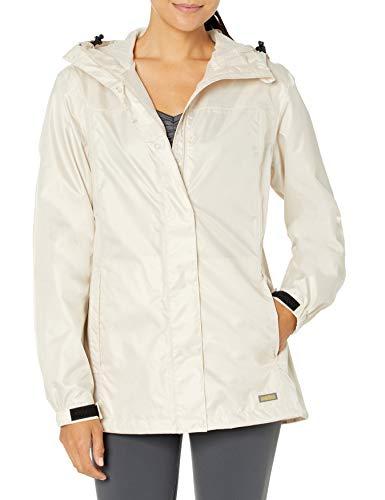 Solstice Apparel Women's Taped Rain Jacket, Rainy Day, Medium