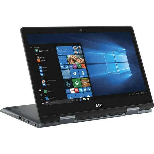 Dell Inspiron 5481 2-in-1 Laptop, 14.0' HD (1366 x 768) Touchscreen, Intel 8th Gen Core i5-8265U, 8 GB RAM, 256GB SSD, Windows 10 Pro (Renewed)