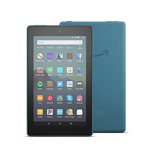 Fire 7 Tablet (7' display, 16 GB) - Twilight Blue