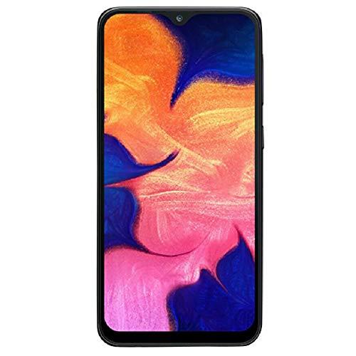 Samsung Galaxy A10 32GB (A105M) 6.2' HD+ Infinity-V 4G LTE Factory Unlocked GSM Smartphone - Black