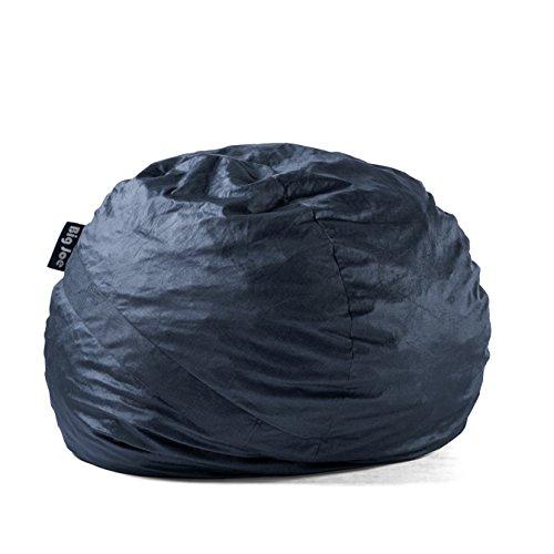 Big Joe Bean Bag Chair, Large, Navy Lenox