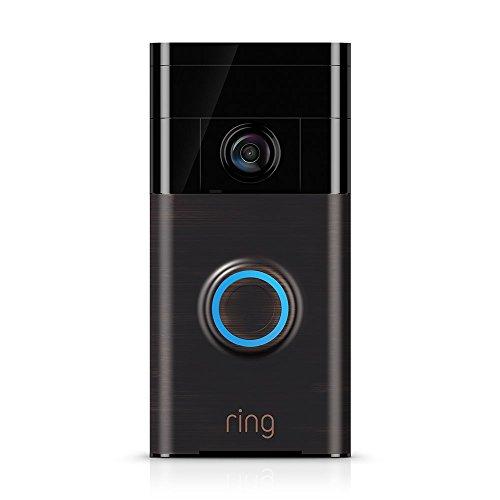 Certified Refurbished Ring Video Doorbell Venetian Bronze