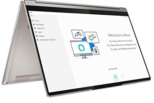"2021 Lenovo Yoga 9i 2-in-1 Laptop, 11th Gen Intel Core i7-1185G7, Intel Iris Xe Graphics, 14"" FHD IPS Touchscreen, 16 GB DDR4, 1TB SSD, Active Stylus Pen, Thunderblot 4, Win 10 - Mica"