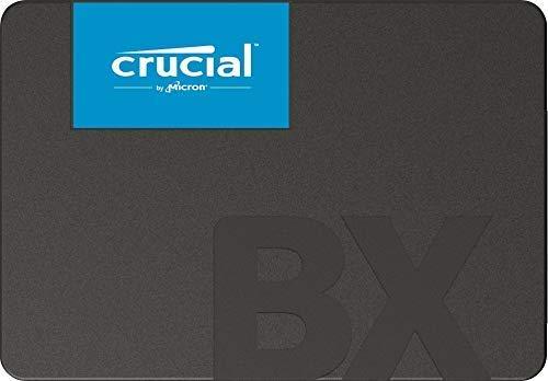 Crucial BX500 2TB 3D NAND SATA 2.5-Inch Internal SSD - CT2000BX500SSD1