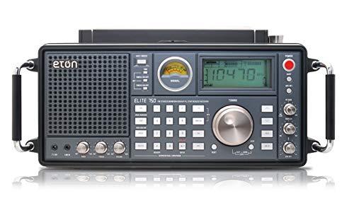 Eton Elite, The Classic AM/FM/LW/VHF/Shortwave Radio with Single Side Band