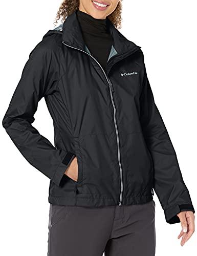 Columbia Women's Standard Switchback III Jacket, Black, Small