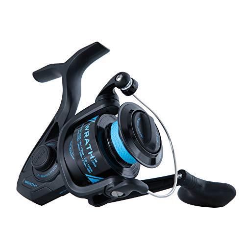 PENN Wrath Spinning Fishing Reel - WRTH4000C