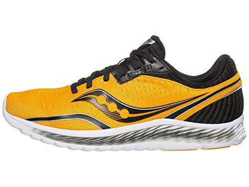 Saucony Men's S20551-45 Kinvara 11 Running Shoe, Yellow - 11 M US