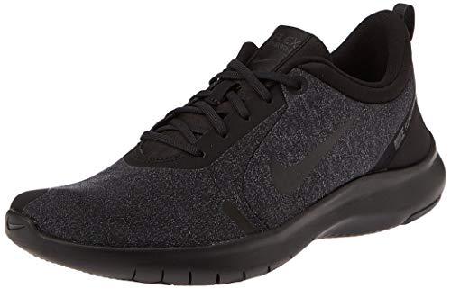 Nike Men's Flex Experience Run 8 Shoe, Black/Black-Anthracite-Dark Grey, 10.5 Regular US