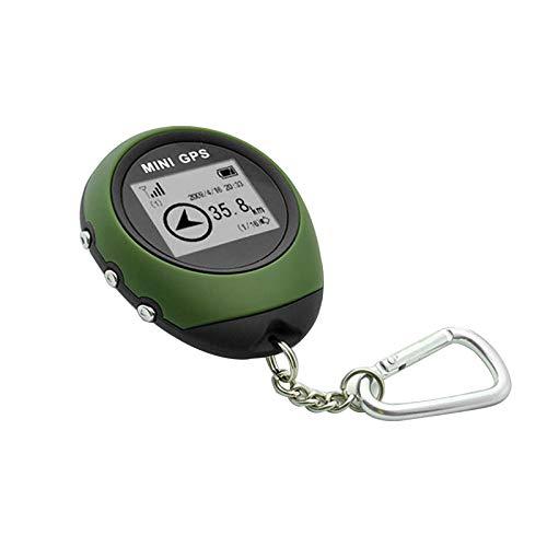 Mini Handheld GPS,Portable Handheld GPS Positioning System Mini Receiver ersonal Pocket GPS Navigator for Outdoor Hiking Camping Hunting Wild Exploration