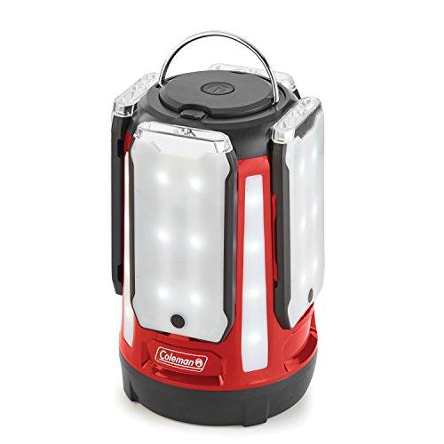 Coleman LED Lantern | Quad Pro 800 Lumens LED Lantern