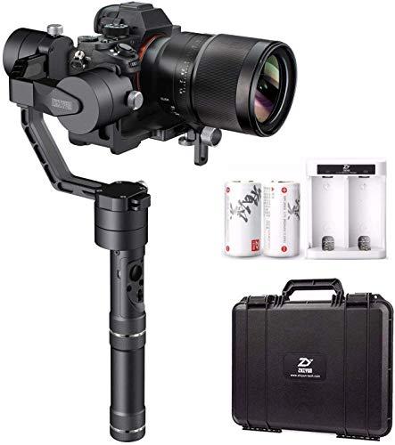 Zhiyun Crane V2 Handheld Gimbal Stabilizer for Mirrorless DSLR for Sony A7 Panasonic LUMIX Nikon Canon - US Warranty